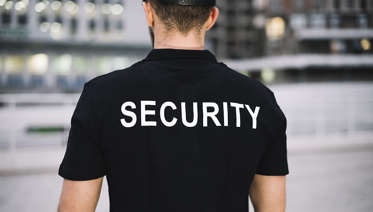 security man 2